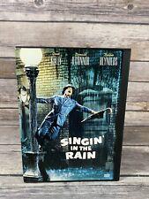 Singin in the Rain (Dvd, 2000) Gene Kelly Donald O'Connor Debbie Reynolds Vg