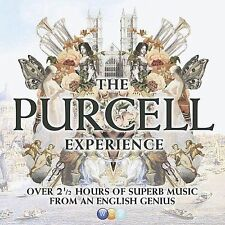 NEW Purcell Experience (Audio CD)