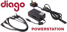 Diago PS01 PowerStation effets de guitare de bloc d'alimentation - 9 volts / 3000ma