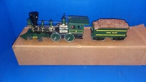 Lionel 4-4-0 old time U.P Loco
