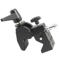 Adaptador DynaSun 035 M con Cuña Perno Botón seguridad para Foto Video Estudio