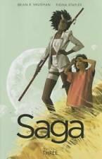 Saga, Vol. 3 - Paperback By Vaughan, Brian K - VERY GOOD