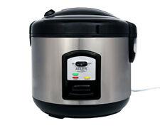 Reiskocher elektrisch  Rice Cooker 1,5L Dampfgarer Kochbehälter 1000 Watt Power