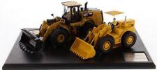 Cat Caterpillar 1:50 scale 966A & 966M Wheel Loader Evolution Series 85558