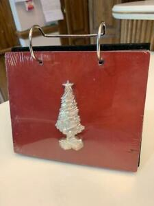 New Christmas Stand-Up Photo Albums Holds 50 pics