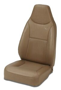 Bestop 39436-37 Trailmax II Standard Front Seat For 76-06 CJ5 CJ7 TJ Wrangler