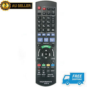 N2QAYB000479 Remote for Panasonic DVD Recorder DMR-XW385 DMR-XW390 DMR-XW480 New