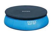 Abdeckplane Schutzhülle für Intex Easy Set Pool 396cm Poolabdeckung *Top*