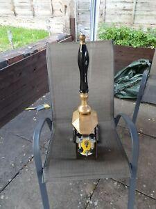 ANGRAM CQ BEER ENGINE BEER PUMP FOR MAN CAVE/SHED PUB