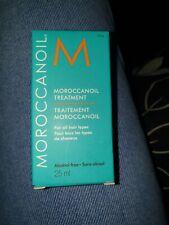 NEW MOROCCAN OIL TREATMENT HAIR OIL  25ml