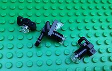 Lego City Town CAMERA QTY 3 Friends Photographer Nikon Flash Zoom Lens