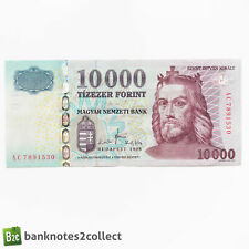 More details for hungary: 1 x 10,000 hungarian forint banknote.