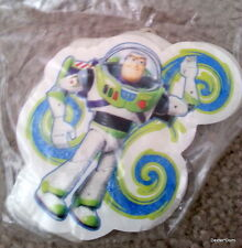 Toy Story Buzz CAKE Party CANDLE Decoration Birthday Cupcake Supplies Pablo Top