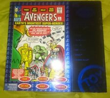 ORIGINAL AVENGERS 1st APPEARANCE MARVEL COLLECTOR EDITION toy biz no legends