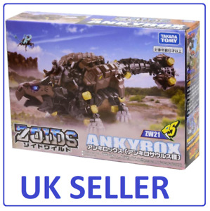 **UK Seller** Zoids ANKYROX (ZW21) - Official Takara Tomy - Toy Figure BOXED