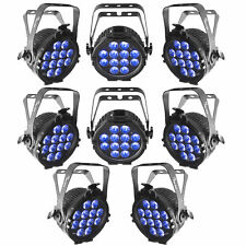 Chauvet Dj SlimPar Pro H Usb Stage Light Unit, 8-Pack