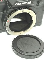 NEW Olympus OM fit Camera Body Dust Cap Cover for Olympus SLR Film Camera Body
