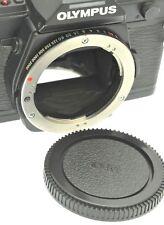 NEW Olympus OM fit Camera Body Dust Cap Cover for Olympus SLR Film Camera Body