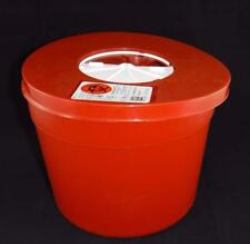 Covidien SharpSafety Container Biohazard REF 8950SA Diabetes Syringe 5 Quart