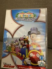 Mickey Mouse Clubhouse - Mickey's Choo Choo (DVD, 2010)