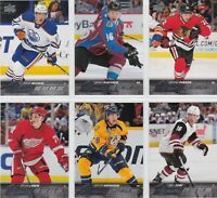 2015/16 UD Series 1 Young Guns Rookie Cards U-Pick + FREE COMBINED SHIPPING!