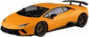 Aoshima The Super Car 1/24 Lamborghini Huracan `17 Performante Plastic Model