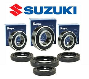Rear Wheel Bearings & Seals for Suzuki GSXS1000 2016-2017 GSXS KOYO