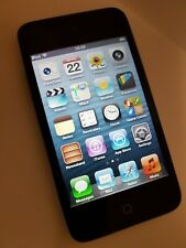 "Limited Edition ""Smart Viera"" Apple iPod Touch 4th Generation - Black - 16GB"