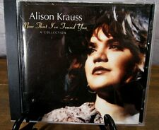 Alison Krauss- Now That I've Found You a Collection (1995 Rounder) 0325 -CD5
