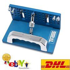 Tr Maker Belt Grinder Adjustable Knife Grinding Jig Blue Color