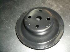 GM 3995631AO PULLEY  CHEVY BB SINGLE GROOVE