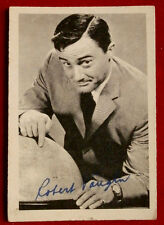 THE MAN FROM UNCLE - Robert Vaughn - Napoleon Solo - A & BC Ltd, Card #51 - 1965