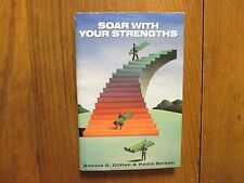 "PAULA NELSON Signed Book(""SOAR WITH YOUR STRENGTHS""-1992 First Edition Hardback)"