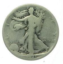 1921 S U.S. Mint Liberty Walking Silver Half Dollar 50 Cent Coin C207011