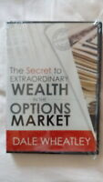 DVD The Secret to Extraordinary Wealth in the Options Market Wheatley Dale