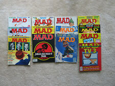 MAD Magazine - 13 Issues