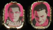 Universal Monsters Dracula 1960s Flicker Lenticular Ring Red Tint Bela Lugosi A