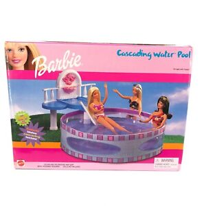 Barbie Cascading Water Pool Play Set 1999