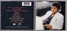 Michael Jackson - Thriller (CD, Jun-1983, Epic (USA) EK 38112