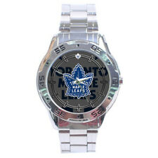 Toronto Maple Leafs NHL Stainless Steel Analogue Men's Watch Gift