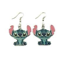 Disney Cartoon Lilo & Stitch Dangle Earrings W/Gift Box