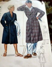 *LOVELY VTG 1940s BOYS ROBE Sewing Pattern 14