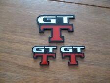 Nissan Skyline GTT Badge Set R34 GT-T