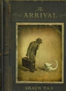 The Arrival by Tan Shaun - Book - Pictorial Hard Cover - Art
