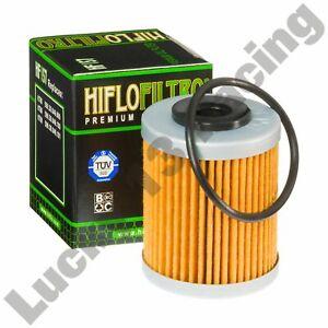 HF157 oil filter for Beta KTM Duke 690 EXC 250 400 450 520 Polaris HiFlo Filtro