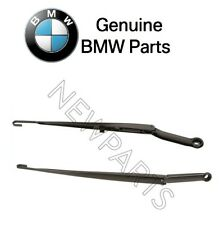 BMW E46 M3 328i Pair Set of Front Left and Front Right Windshield Wiper Arms