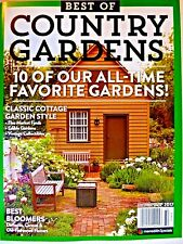 Best of Country Gardens 2017 Gorgeous Gardens BRAND NEW! FREE SHIPPING!