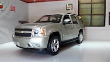 Chevrolet Tahoe (2008) (white) Welly 1 24 We22509wh
