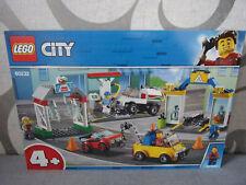 Lego City Reparación de Automóviles
