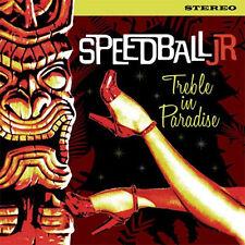 SPEEDBALL Jr Treble In Paradise LP . surf surfaris bomboras dick dale rob zombie